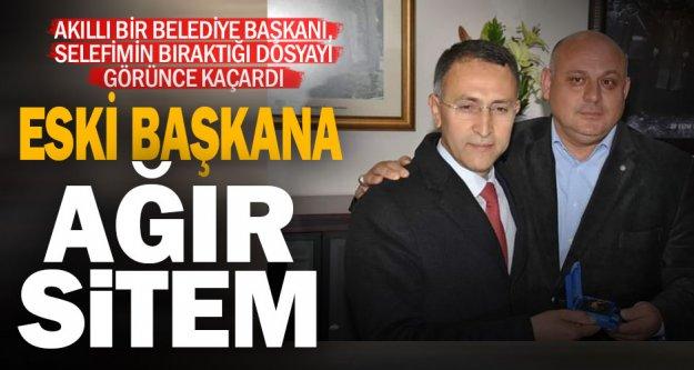 Buldan Belediyesi'nin borcu 49 milyon lira çıkınca başkan isyan etti
