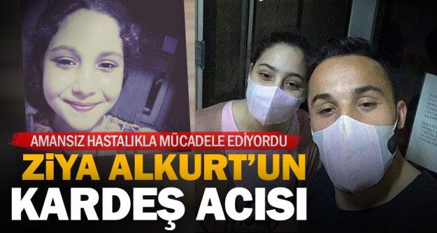Denizlispor'da Ziya Alkurt'un acı günü