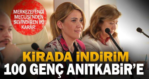 Merkezefendi Meclisi, kültür merkezi kirasını düşürdü, gençleri Ankara'ya götürüyor