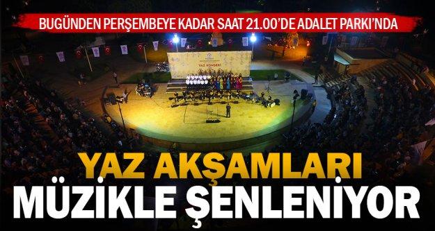 Büyükşehir'den 4 gün sürecek yılsonu konserleri