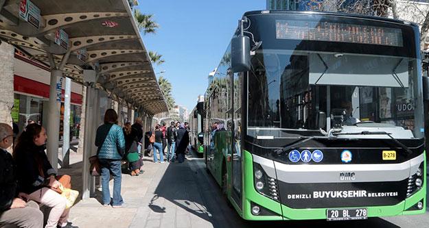 Büyükşehir otobüsleri üniversite sınavına gireceklere ücretsiz