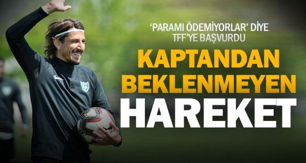 Denizlispor'da Mehmet Akyüz'ün TFF'ye gitmesinin şoku yaşanıyor