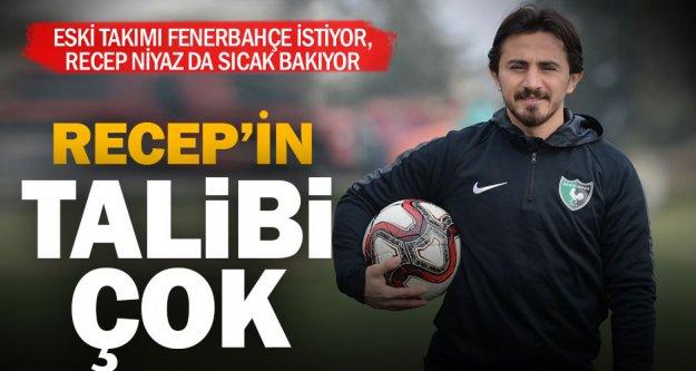Denizlispor'da Recep en gözde isim