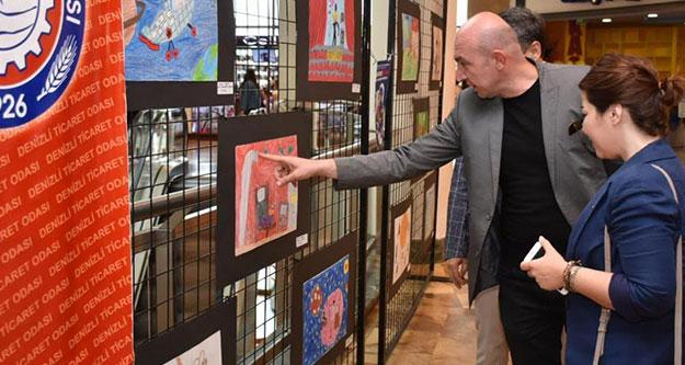 """DTO ile AYSİAD'dan 'Hayalimdeki İş İnsanı"""" eserleri sergide"""