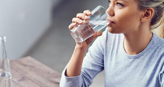 Yaz önerisi: Su içmek için susamayı beklemeyin