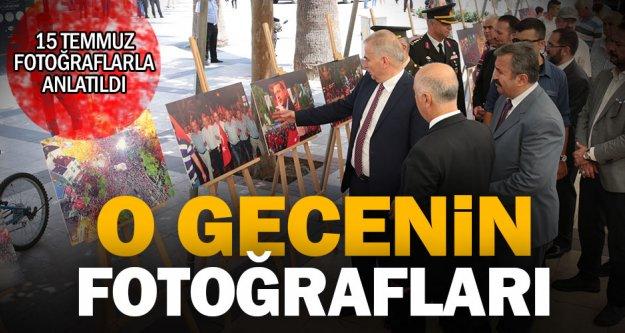 15 Temmuz fotoğraflarla anlatıldı