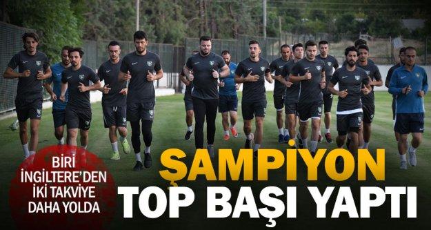 Denizlispor'da iki transfer daha tamam