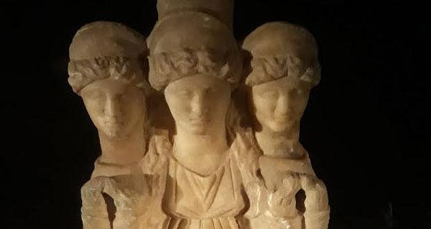 Roma'nın melekleri Denizli'de yakalandı