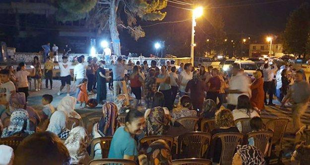 Boğaziçi'nde imece usulü festival tadında buluşma