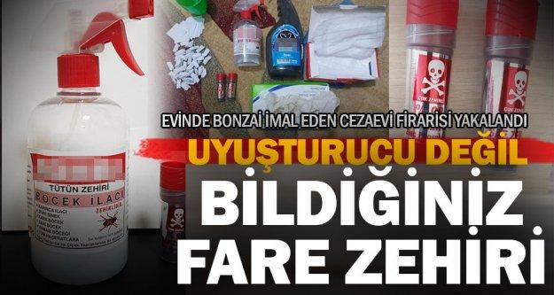Bonzai diye satılan uyuşturucunun saf zehir olduğu polis baskınıyla ortaya çıktı