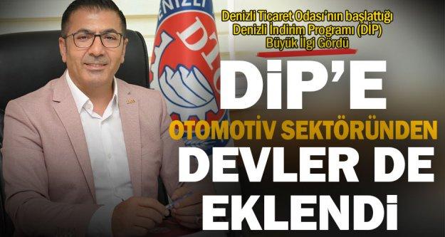 DTO'nun indirim kampanyası DİP kazandırarak büyüyor