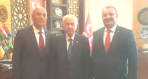 MHP Merkezefendi'ye de avukat başkan