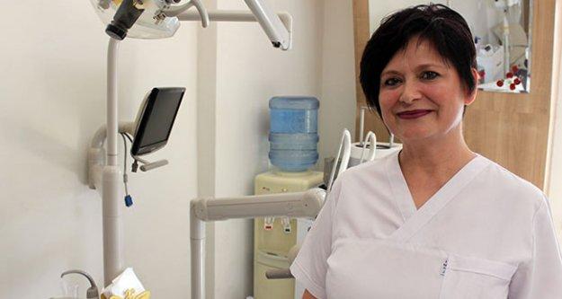 Dişteki kanal tedavisinde başarı oranı yüksek