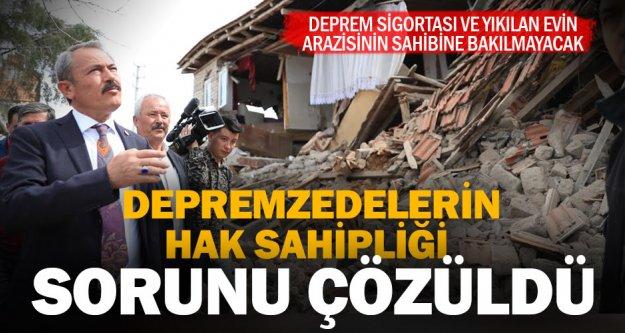 Acıpayam, Çardak ve Bozkurt'ta hak sahipliği sorunu çözüldü