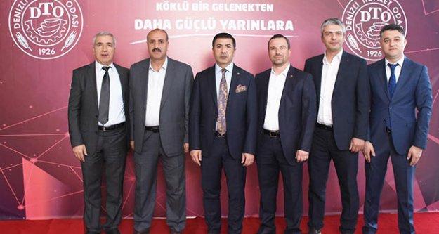 DTO'nun 3'ncü Meslek Komitesi, üye ziyaretlerini sürdürüyor