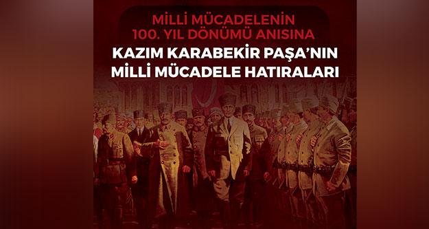 Milli Mücadele kahramanı Kazım Karabekir'in kızı Denizli'ye geliyor