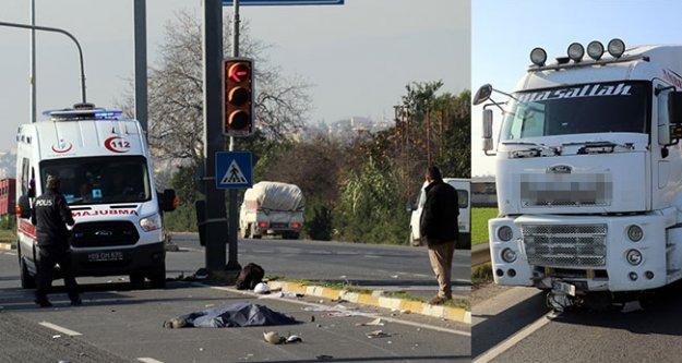 Denizli yolundaki kazada 1 kişi öldü
