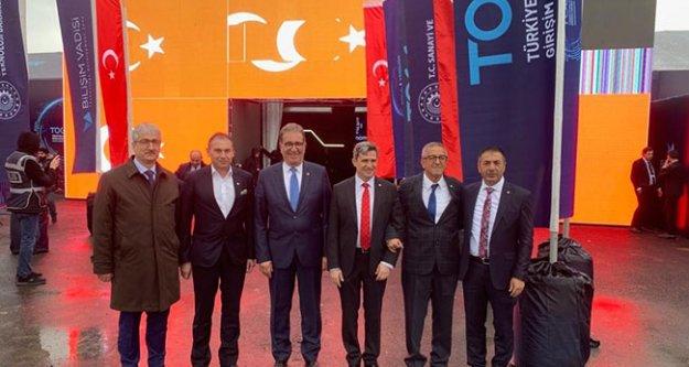 DTO Başkanı Erdoğan: Yerli otomobilin aksamlarının Denizli'de üretilmesi için girişimlerimiz olacak