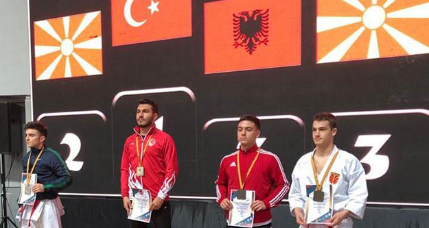 Mehmet Batuhan Balkan Şampiyonu