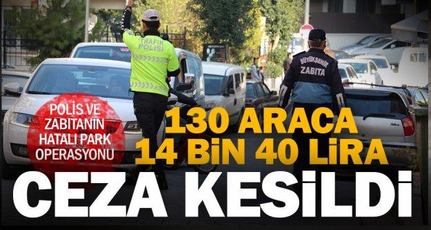 Polis ve zabıta ortak trafik denetimlerine başladı