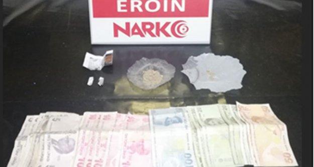 Uyuşturucu soruşturmasında 4 kişi tutuklandı