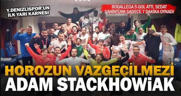 Yukatel Denizlispor'da oyuncuların ilk yarı karnesi