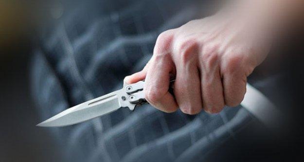 Esentepe'de bıçaklı kavga: 1 yaralı