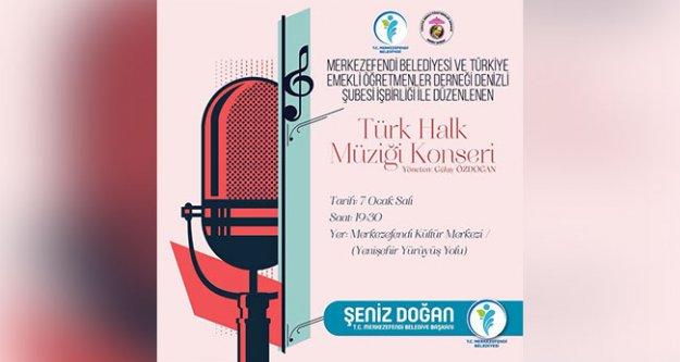 MKM'de Türk Halk Müziği gecesi