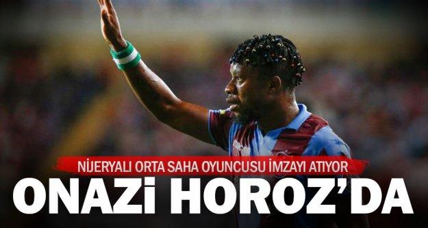 Trabzon Onazi'yi serbest bıraktı, Denizlispor imzayı attırıyor
