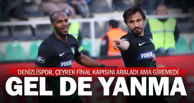Türkiye Kupası'nda Denizlispor penaltılarla elendi