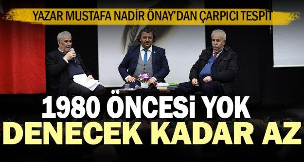 """Prof. Dr. Baykara ve Yazar Önay, 'Denizli'nin Dünü ve Bugünü"""" anlattı"""