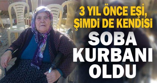 Buldan'da karbonmonoksit gazından zehirlenen kadın öldü