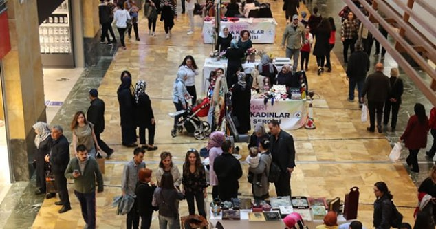 Pamukkale Belediyesi'nden 8 Mart sergisi
