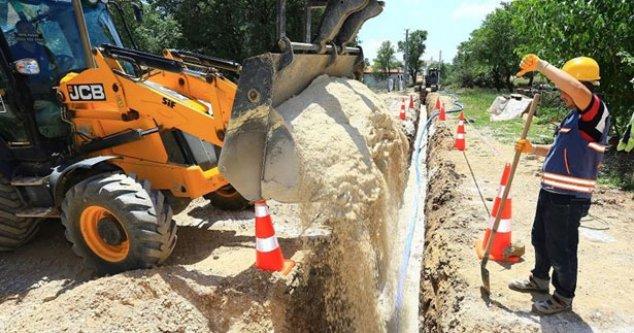 Büyükşehir DESKİ'den Sarayköy'e suyu idareli kullanın uyarısı