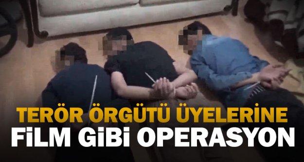Denizli'de terör örgütü DAEŞ üyesi tutuklandı
