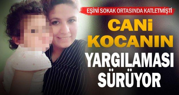 Hafize Kurban'ı öldüren eşi yargılanıyor