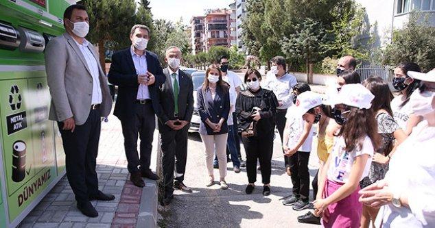Merkezefendi Belediyesi, Dünya Çevre Günü etkinliği düzenledi