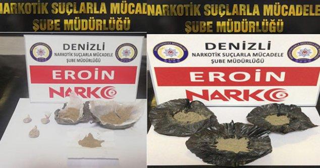 Uyuşturucu operasyonunda 8 şüpheli tutuklandı
