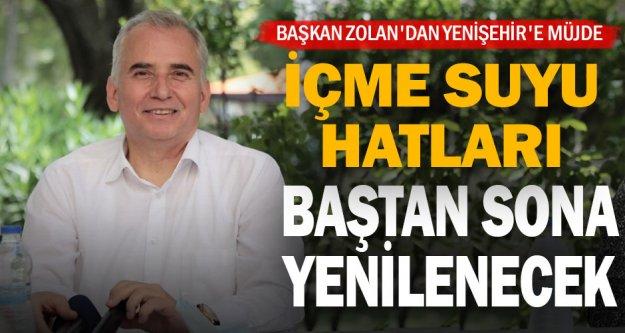 Başkan Zolan: ' Denizli, Türkiye'de bir numara'