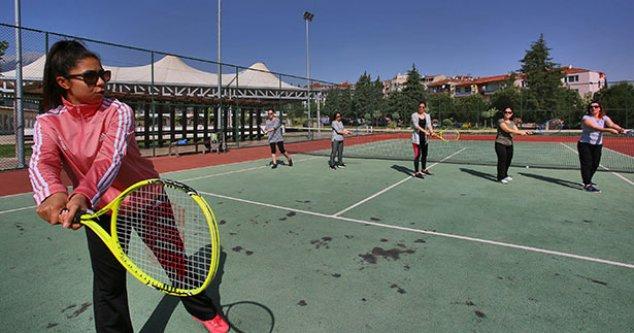 Büyükşehir spor kursları başlıyor