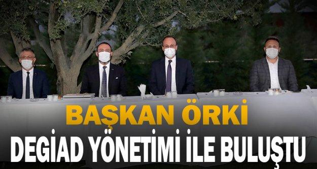 """Başkan Örki, 'Her şey Pamukkale için"""""""