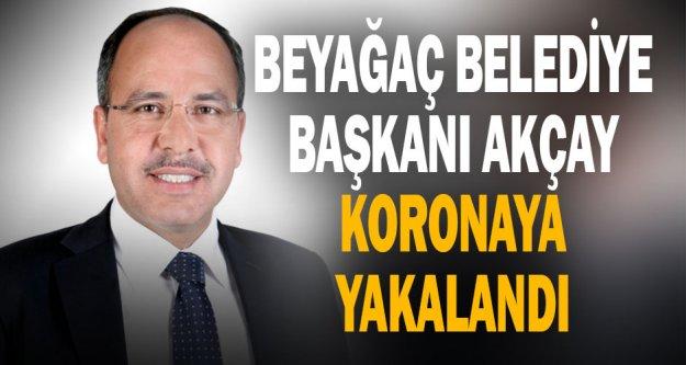 Beyağaç Belediye Başkanı Mustafa Akçay koronaya yakalandı