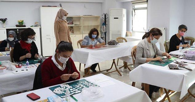 Pamukkale'de kış döndemi kursları başladı