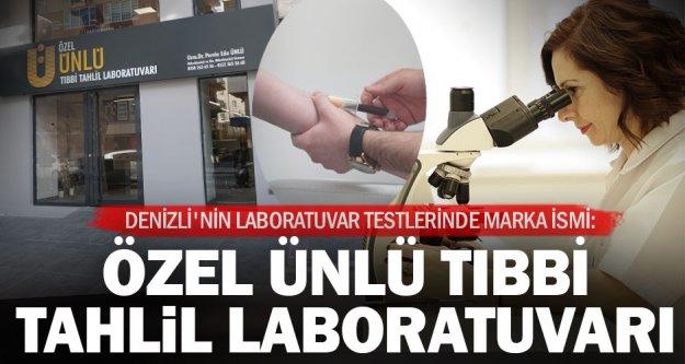 Denizli'nin Laboratuvar Testlerinde Marka İsmi: Özel Ünlü Tıbbi Tahlil Laboratuvarı