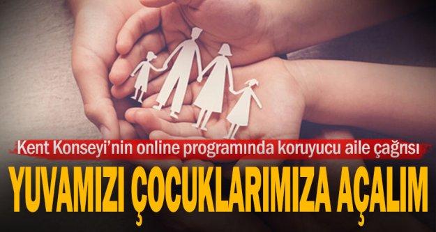 Kent Konseyi online programlarına devam ediyor