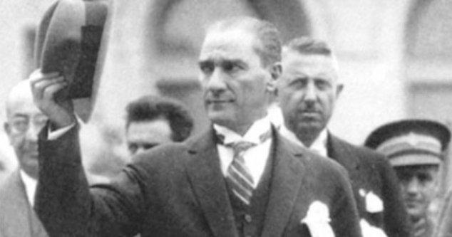 Merkezefendi Belediye Başkanı Doğan Atatürk'ün Denizli'ye gelişini kutladı
