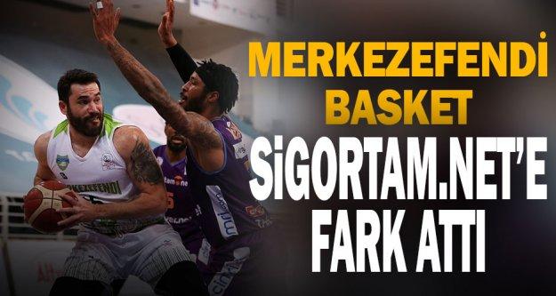 Merkezefendi Belediyesi Denizli Basket farklı kazandı