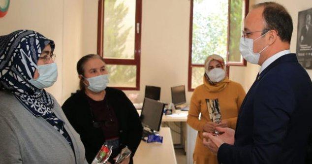 Başkan Örki sağlık çalışanlarını unutmadı