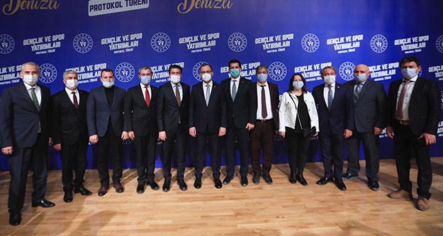 Buldan'a 16 milyon liralık yatırım protokolü imzalandı