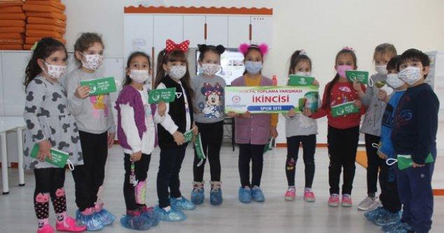 Büyükşehir çevreci okulları ödüllendiriyor